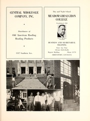 Centenary College of Louisiana - Yoncopin Yearbook (Shreveport, LA) online yearbook collection, 1946 Edition, Page 137 of 152