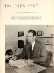 Centenary College of Louisiana - Yoncopin Yearbook (Shreveport, LA) online yearbook collection, 1946 Edition, Page 27