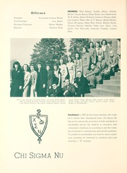 Centenary College of Louisiana - Yoncopin Yearbook (Shreveport, LA) online yearbook collection, 1947 Edition, Page 162 of 224