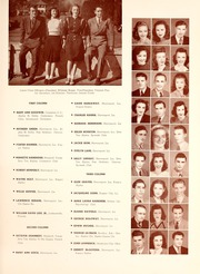 Centenary College of Louisiana - Yoncopin Yearbook (Shreveport, LA) online yearbook collection, 1947 Edition, Page 39 of 224