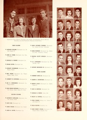 Centenary College of Louisiana - Yoncopin Yearbook (Shreveport, LA) online yearbook collection, 1947 Edition, Page 43