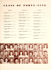 Centenary College of Louisiana - Yoncopin Yearbook (Shreveport, LA) online yearbook collection, 1947 Edition, Page 49 of 224