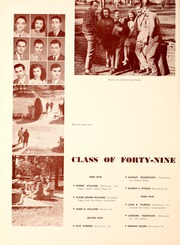 Centenary College of Louisiana - Yoncopin Yearbook (Shreveport, LA) online yearbook collection, 1947 Edition, Page 50
