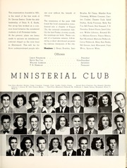 Centenary College of Louisiana - Yoncopin Yearbook (Shreveport, LA) online yearbook collection, 1948 Edition, Page 111