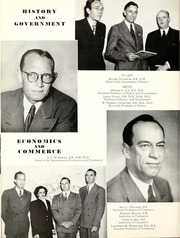 Centenary College of Louisiana - Yoncopin Yearbook (Shreveport, LA) online yearbook collection, 1948 Edition, Page 150