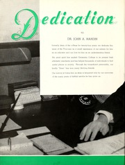 Centenary College of Louisiana - Yoncopin Yearbook (Shreveport, LA) online yearbook collection, 1948 Edition, Page 6 of 232