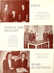 Centenary College of Louisiana - Yoncopin Yearbook (Shreveport, LA) online yearbook collection, 1949 Edition, Page 38 of 196