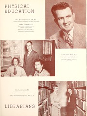 Centenary College of Louisiana - Yoncopin Yearbook (Shreveport, LA) online yearbook collection, 1949 Edition, Page 39