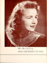 Centenary College of Louisiana - Yoncopin Yearbook (Shreveport, LA) online yearbook collection, 1949 Edition, Page 79 of 196