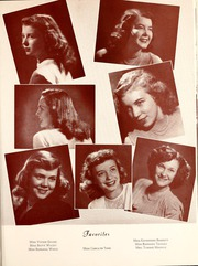 Centenary College of Louisiana - Yoncopin Yearbook (Shreveport, LA) online yearbook collection, 1949 Edition, Page 85 of 196