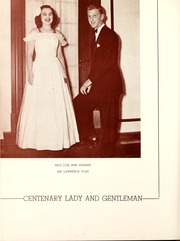 Centenary College of Louisiana - Yoncopin Yearbook (Shreveport, LA) online yearbook collection, 1949 Edition, Page 86