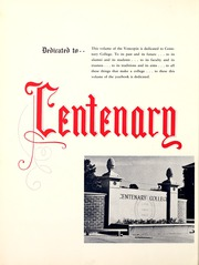 Centenary College of Louisiana - Yoncopin Yearbook (Shreveport, LA) online yearbook collection, 1950 Edition, Page 10 of 184