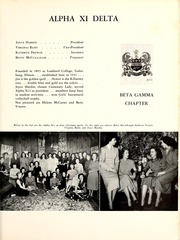 Centenary College of Louisiana - Yoncopin Yearbook (Shreveport, LA) online yearbook collection, 1950 Edition, Page 155