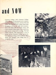 Centenary College of Louisiana - Yoncopin Yearbook (Shreveport, LA) online yearbook collection, 1950 Edition, Page 9