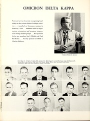 Centenary College of Louisiana - Yoncopin Yearbook (Shreveport, LA) online yearbook collection, 1950 Edition, Page 94