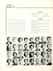 Centenary College of Louisiana - Yoncopin Yearbook (Shreveport, LA) online yearbook collection, 1951 Edition, Page 122 of 180