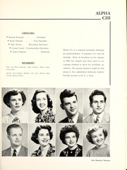 Centenary College of Louisiana - Yoncopin Yearbook (Shreveport, LA) online yearbook collection, 1951 Edition, Page 123