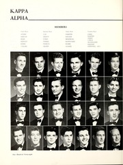 Centenary College of Louisiana - Yoncopin Yearbook (Shreveport, LA) online yearbook collection, 1951 Edition, Page 152