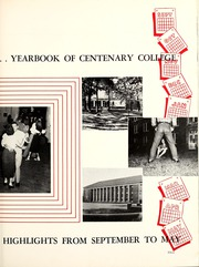 Centenary College of Louisiana - Yoncopin Yearbook (Shreveport, LA) online yearbook collection, 1951 Edition, Page 7