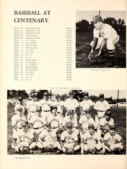 Centenary College of Louisiana - Yoncopin Yearbook (Shreveport, LA) online yearbook collection, 1952 Edition, Page 106 of 168