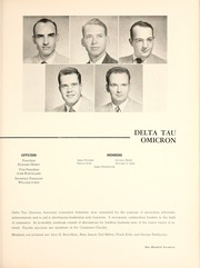 Centenary College of Louisiana - Yoncopin Yearbook (Shreveport, LA) online yearbook collection, 1952 Edition, Page 121