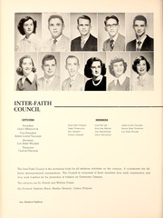 Centenary College of Louisiana - Yoncopin Yearbook (Shreveport, LA) online yearbook collection, 1952 Edition, Page 122 of 168