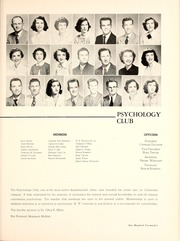 Centenary College of Louisiana - Yoncopin Yearbook (Shreveport, LA) online yearbook collection, 1952 Edition, Page 129