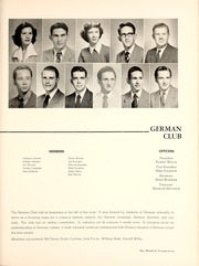 Centenary College of Louisiana - Yoncopin Yearbook (Shreveport, LA) online yearbook collection, 1952 Edition, Page 131 of 168