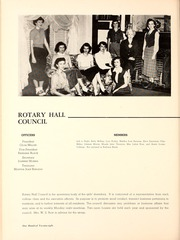 Centenary College of Louisiana - Yoncopin Yearbook (Shreveport, LA) online yearbook collection, 1952 Edition, Page 132