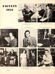 Centenary College of Louisiana - Yoncopin Yearbook (Shreveport, LA) online yearbook collection, 1952 Edition, Page 30