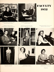 Centenary College of Louisiana - Yoncopin Yearbook (Shreveport, LA) online yearbook collection, 1952 Edition, Page 33 of 168