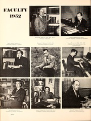 Centenary College of Louisiana - Yoncopin Yearbook (Shreveport, LA) online yearbook collection, 1952 Edition, Page 34