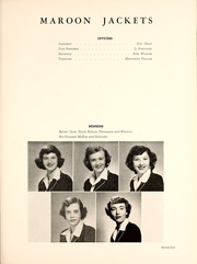 Centenary College of Louisiana - Yoncopin Yearbook (Shreveport, LA) online yearbook collection, 1952 Edition, Page 79
