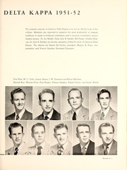 Centenary College of Louisiana - Yoncopin Yearbook (Shreveport, LA) online yearbook collection, 1952 Edition, Page 81