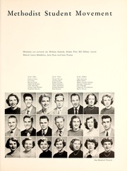 Centenary College of Louisiana - Yoncopin Yearbook (Shreveport, LA) online yearbook collection, 1953 Edition, Page 117 of 184