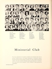 Centenary College of Louisiana - Yoncopin Yearbook (Shreveport, LA) online yearbook collection, 1953 Edition, Page 118