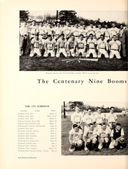 Centenary College of Louisiana - Yoncopin Yearbook (Shreveport, LA) online yearbook collection, 1953 Edition, Page 158