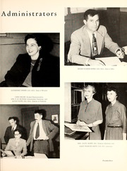 Centenary College of Louisiana - Yoncopin Yearbook (Shreveport, LA) online yearbook collection, 1953 Edition, Page 27