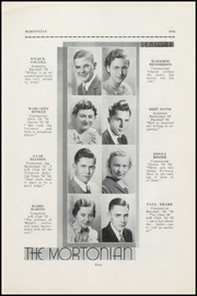 Centerville Senior High School - Mortonian Yearbook (Centerville, IN) online yearbook collection, 1936 Edition, Page 15