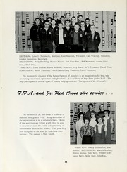 Centerville Senior High School - Mortonian Yearbook (Centerville, IN) online yearbook collection, 1962 Edition, Page 50 of 78