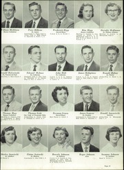 Central Catholic High School - Centripetal Yearbook (Toledo, OH) online yearbook collection, 1954 Edition, Page 39