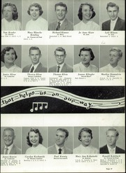 Central Catholic High School - Centripetal Yearbook (Toledo, OH) online yearbook collection, 1954 Edition, Page 41