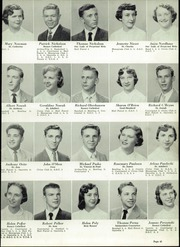 Central Catholic High School - Centripetal Yearbook (Toledo, OH) online yearbook collection, 1954 Edition, Page 47