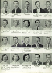 Central Catholic High School - Centripetal Yearbook (Toledo, OH) online yearbook collection, 1954 Edition, Page 52