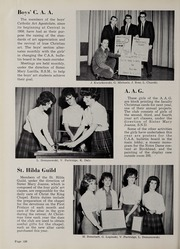 Central Catholic High School - Centripetal Yearbook (Toledo, OH) online yearbook collection, 1963 Edition, Page 132 of 192