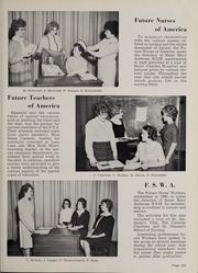 Central Catholic High School - Centripetal Yearbook (Toledo, OH) online yearbook collection, 1963 Edition, Page 133