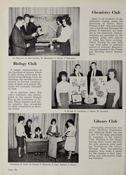 Central Catholic High School - Centripetal Yearbook (Toledo, OH) online yearbook collection, 1963 Edition, Page 134