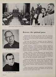Central Catholic High School - Centripetal Yearbook (Toledo, OH) online yearbook collection, 1963 Edition, Page 72 of 192