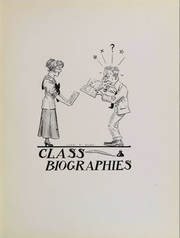 Central High School - Brecky Yearbook (Washington, DC) online yearbook collection, 1912 Edition, Page 17 of 118