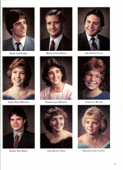Central High School - Bronco Yearbook (Marlow, OK) online yearbook collection, 1985 Edition, Page 13